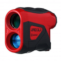 tectectec dlx red golf rangefinder