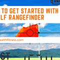 how to get started with a golf rangefinder banner image