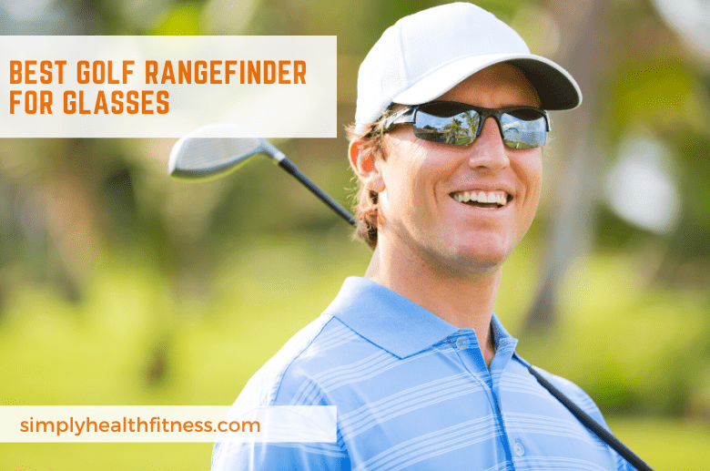 golfer with glasses