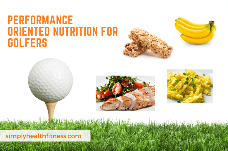 Nutrition for golfers