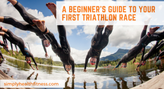 A Beginner's Guide To Your First Triathlon Race