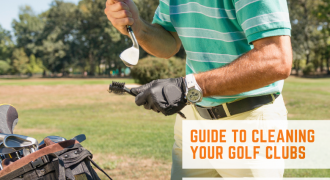 Guide To Cleaning Your Golf Clubs