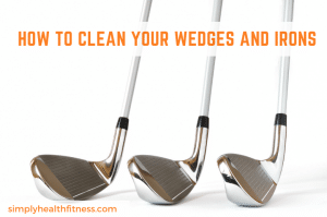 wedge and irons