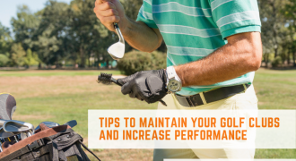How To Clean Golf Clubs And Increase Performance