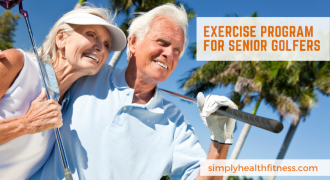 An Exercise Program For Senior Golfers