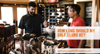 How Long Should My Golf Clubs Be?
