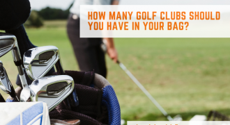 How Many Golf Clubs In A Bag?