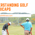 How is golf handicap calculated